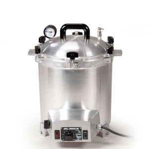 Harga Jual All American Benchtop Autoclave Sterilizer model 50X - CV Wahana Hilab Indonesia
