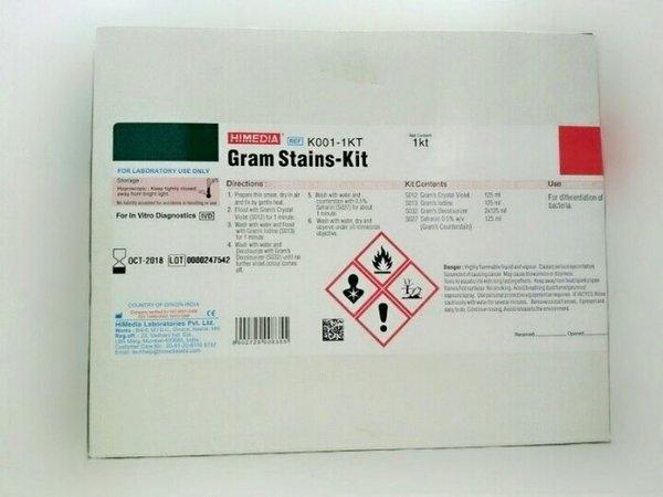 Gram Stain (Pewarnaan Gram)