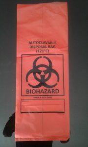 Lokal AUTOCLAVABLE DISPOSAL BAGS