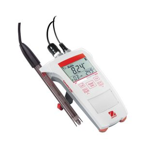 Ohaus ST300 pH Meter Portabel